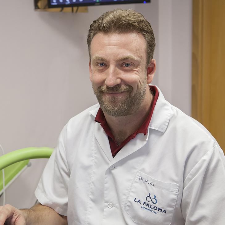 Dr. Alejandro Martí Latorre - Hospital La Paloma