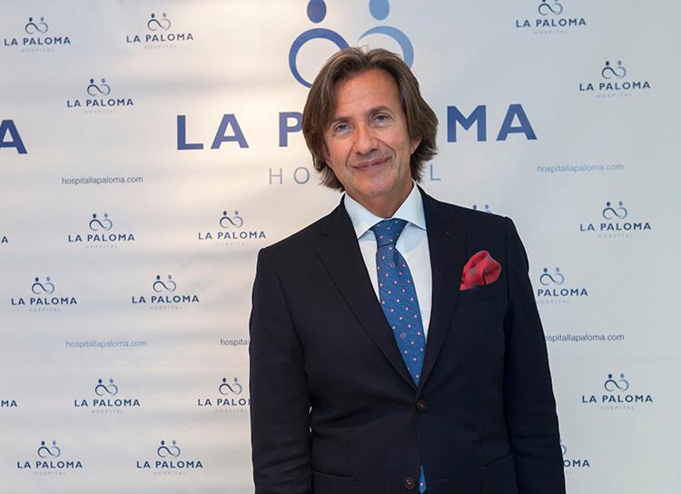 Dr Javier Aragón