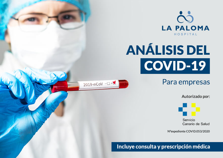 prueba covid-19 empresas